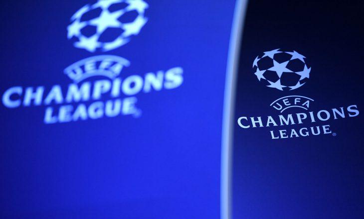 Këto janë datat e kthimit të Champions League