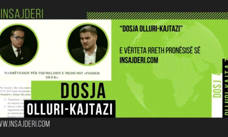 """""""Dosja Olluri-Kajtazi"""" Pjesa e Pestë: Ndjekja ligjore për Parim Ollurin e Vehbi Kajtazin vazhdon – Insajderi.com i kthehet informimit dhe gazetarisë"""