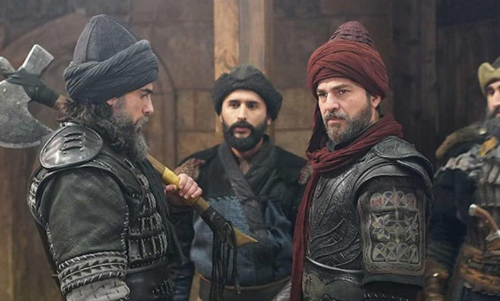 """Game of Thrones"" në versionin mysliman"