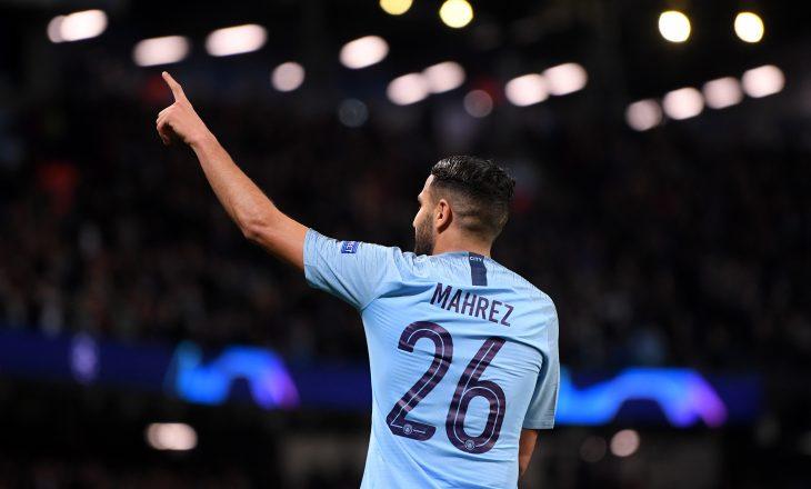 Manchester City fiton me pesë gola dallim