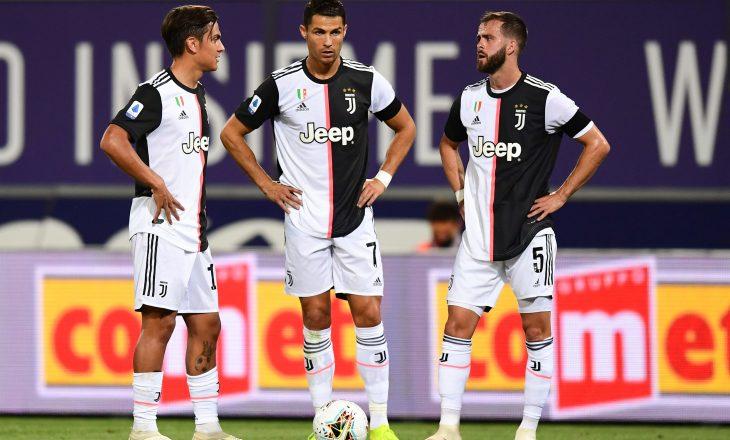 Zhbllokohet Ronaldo, fiton Juventus