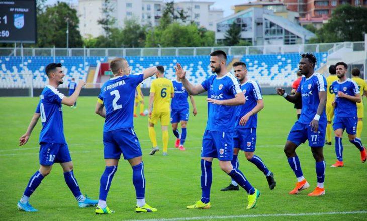 Prishtina lider në Superligë