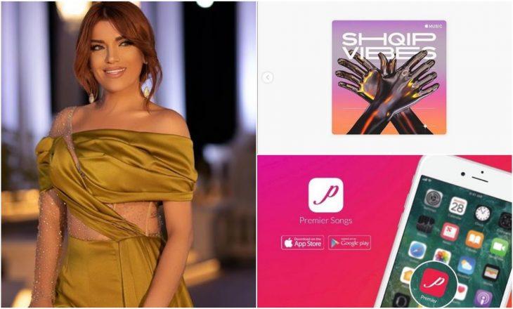 """Edona Llalloshi kritikon ata që po mbështesin platformën """"Shqip Vibes"""" e jo atë që kishte lansuar para 5 vitesh"""