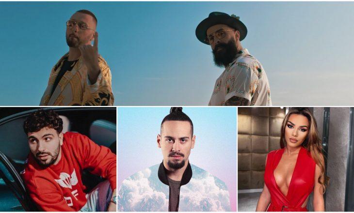 Kush do të sjellë hitin final të vitit? Artistët shqiptarë në një garë të 'egër'