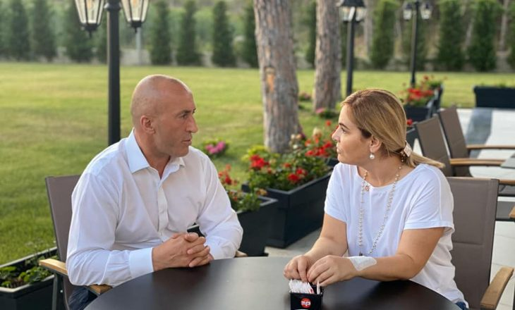 Haradinaj takohet me Kryemadhin – kryetaren e LSI-së