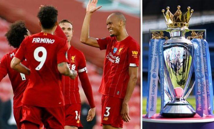 Liverpool kampion pas 30 vjetësh