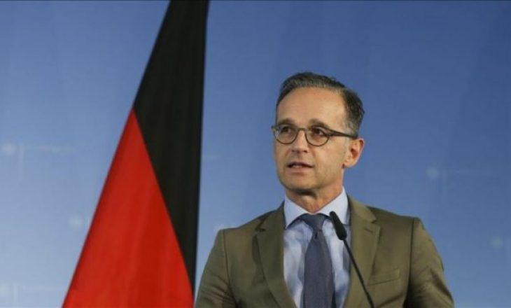 Ministri i jashtëm gjerman: nuk ka byllje kufish brenda BE-së pa votë