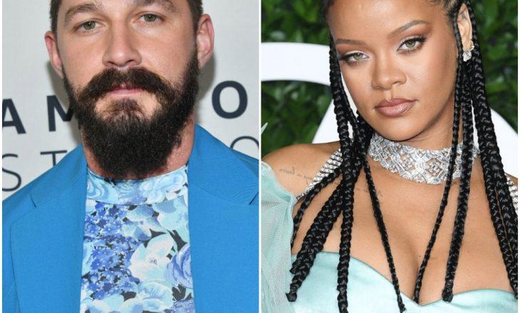 Aktori shpjegon pse nuk pati një takim romantik të dytë me Rihanna-an