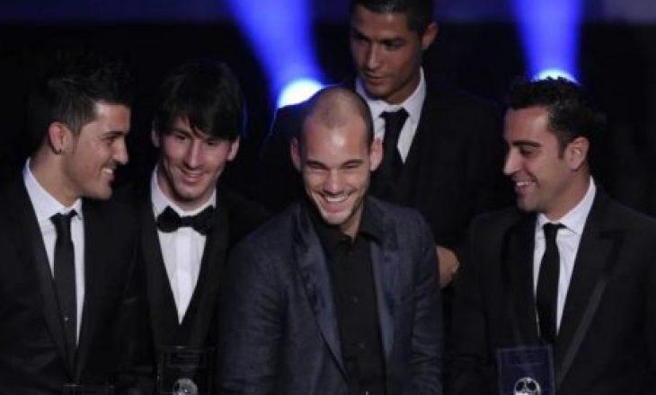 Do të isha në nivelin e Messi dhe Ronaldo po të mos e bëja këtë gjë
