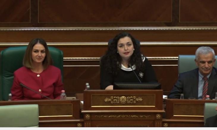 Osmani nuk pajtohet me mënyrën sesi është ndërtuar projekt-ligji për vlerat e UÇK-së