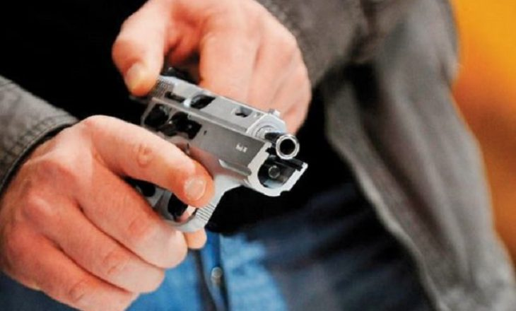 Plagosje me armë zjarri në Dardani të Prishtinës – një person i lënduar