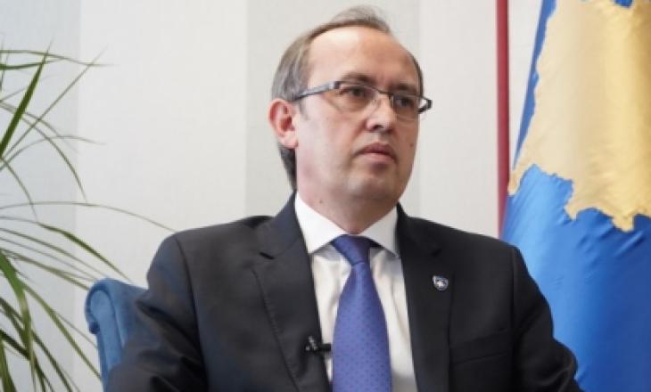 Hoti: Nuk është relevante si betohen në Beograd, dialogu vetëm për njohje reciproke