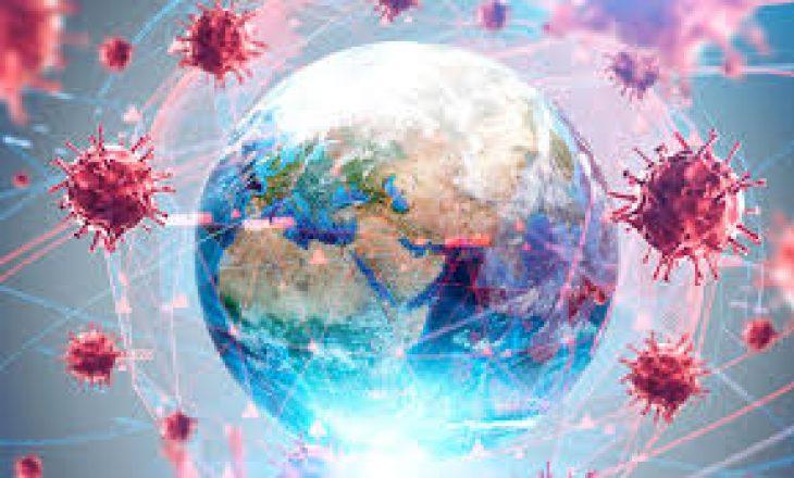 Më shumë se 71 milionë persona të infektuar me COVID-19 në mbarë botën