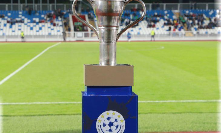Mësohet orari i ndeshjeve kthyese – gjysmëfinale në Kupën e Kosovës