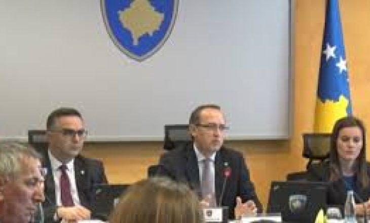 """Qeveria e Kosovës e shpallë """"Hezbollahun"""" organizatë terroriste"""