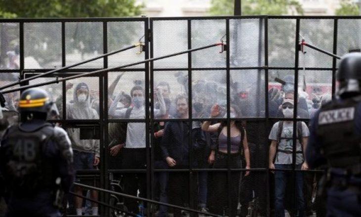 Francë: Policia përplaset me protestuesit anti-racistë