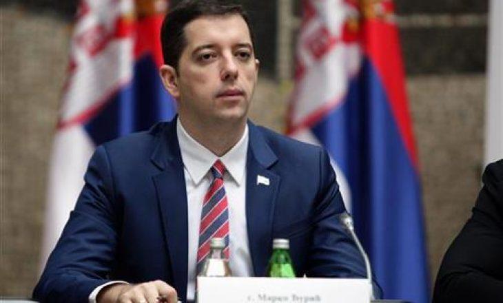 Gjuriq flet për ofertën e Serbisë në Uashington