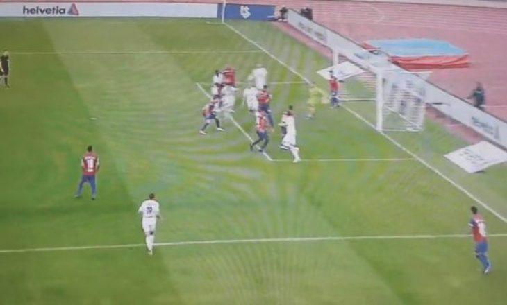 Talenti kosovar i shënon gol Bazelit
