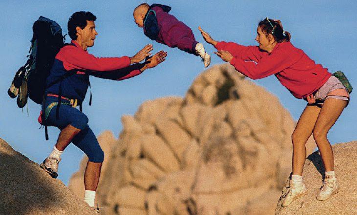 """""""Foshnja fluturuese"""" – Historia prapa fotografisë së vitit 1991"""