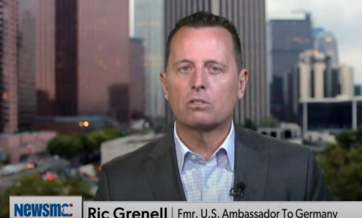 Grenell për TV Newsmax: Jemi të shqetësuar për influencën ruse në Kosovë e Serbi