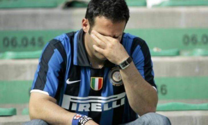 Inter mbetet i njëjti, edhe për këtë futbollist i bie pishman!