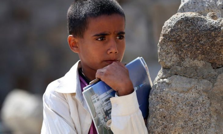 Katastrofa e Jemenit: Miliona fëmijë mund të mbesin pa ushqim