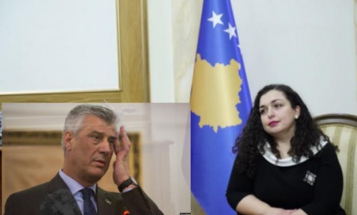 Vazhdon përplasja, nga kabineti Thaçit Vjosa Osmani quhet patetike