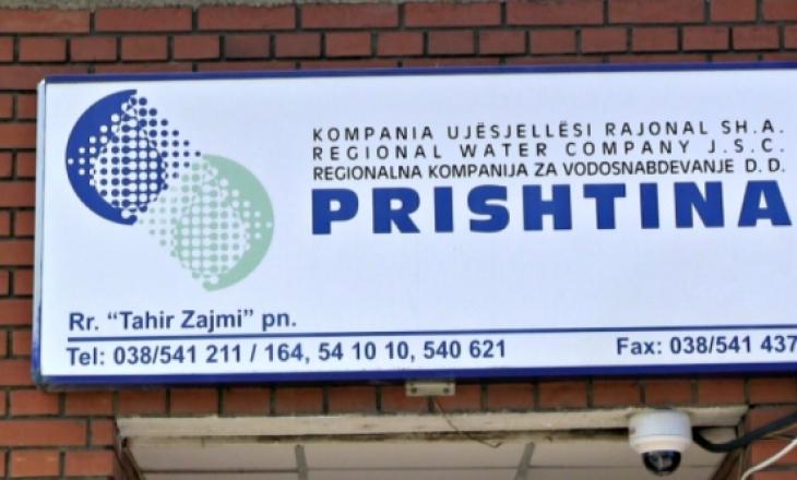 Për katër muaj, Ujësjellësi i Prishtinës çon te përmbaruesi 1.500 borxhlinj