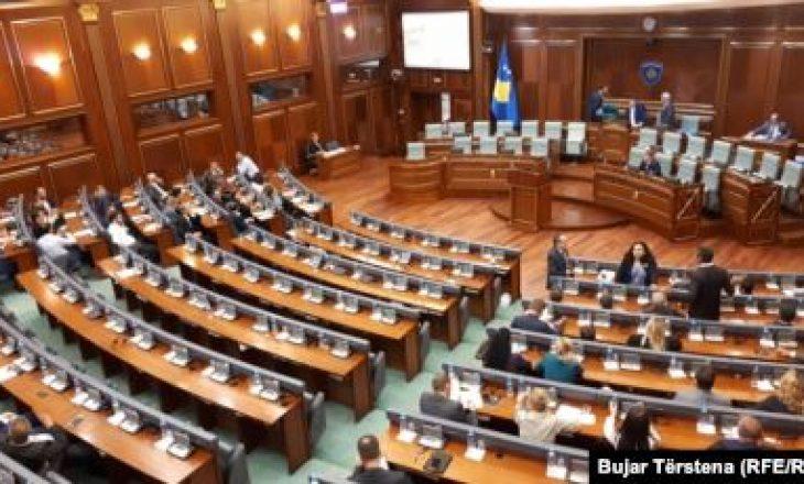 Edhe sot pritet të votohet Projektligji për Rimëkëmbje Ekonomike