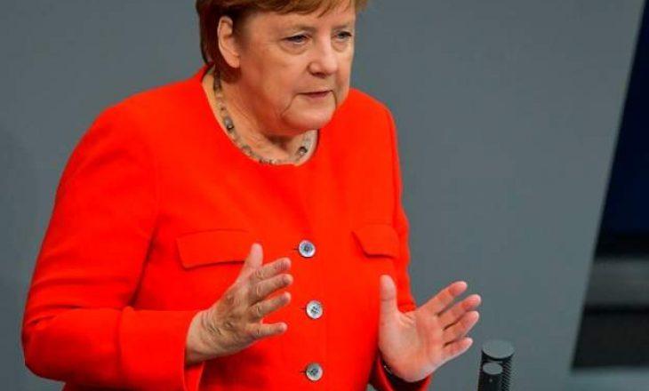 Merkel: BE-ja po ballafaqohet me sfidën më të madhe në histori të saj