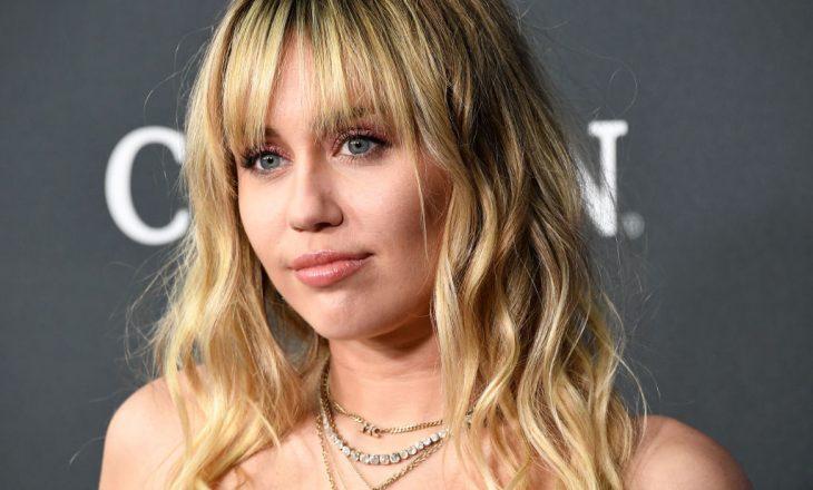 As alkool, as marihuanë: Miley Cyrus ka gjashtë muaj që është esëll