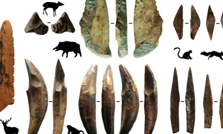 Shkenca e zbulon: 48,000 vjet më parë ishte zbuluar harku e shigjeta për gjah