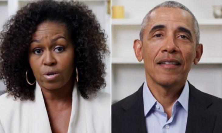 Protesta anti-racizëm anembanë, Obamat i drejtohen botës me fjalime