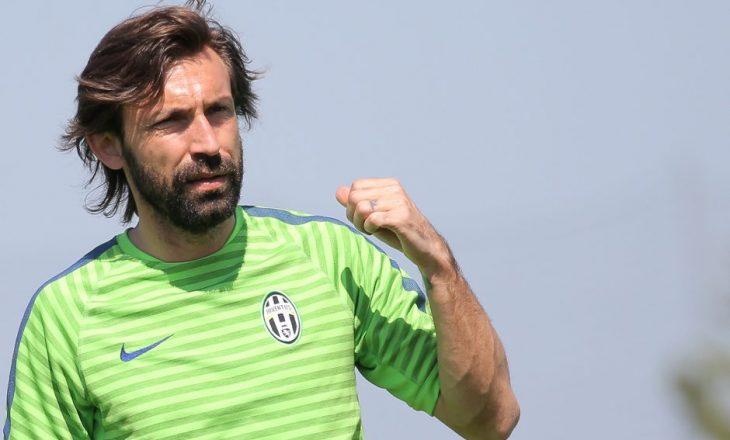 Nga sezoni i ardhshëm Andrea Pirlo bëhet trajner i ish skuadrës
