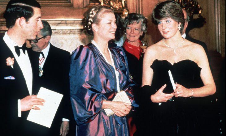 Grace Kelly kishte paralajmëruar Princeshën Diana për horroret e familjes mbretërore