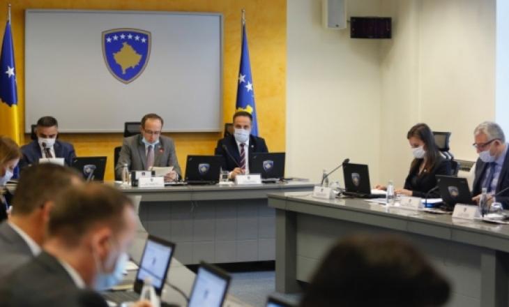 Qeveria miraton projektligjin për Financimin e Subjekteve Politike