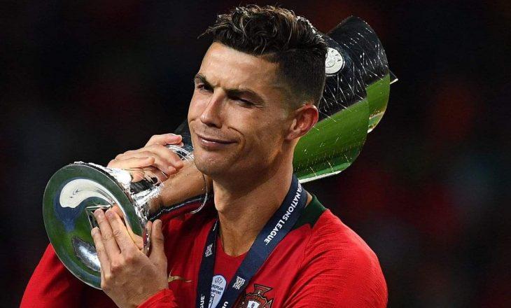 Sot një vit Portugalia u shpall kampion në Ligën e Kombeve