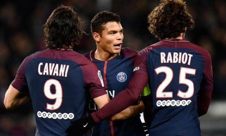 Tre lojtarë largohen nga PSG