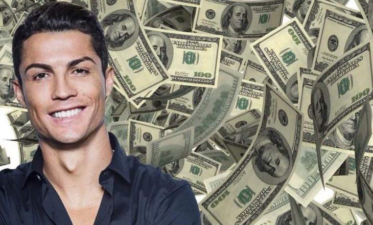 CR7 futbollisti i parë miliarder, por kush janë tre sportistët tjerë me të njëjtin epitet?