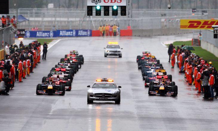 Ky është kalendari i garave në Formula 1 për vitin 2021