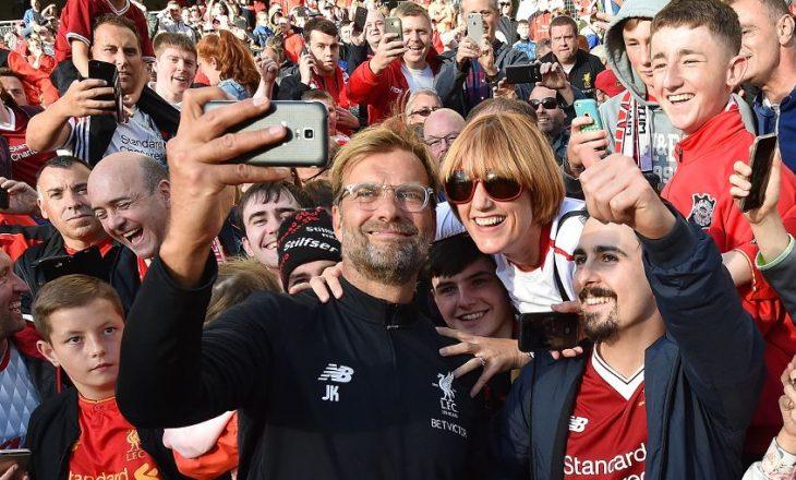 Jurgen Klopp – mesazh tifozëve në start të Premier League