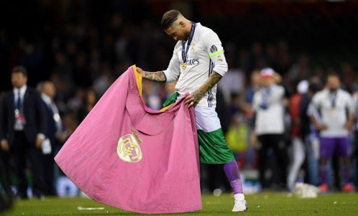 Sergio Ramos, kapiteni i jashtëzakonshëm