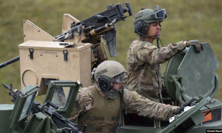 SHBA-ja mund t'i tërheqë trupat nga Gjermania