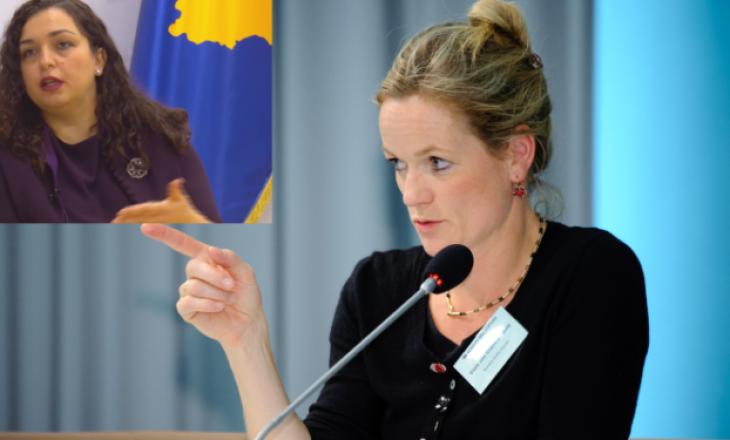 Osmani falënderon Von Cramon; Euro-deputetja përgjigjet: Ka ardhur koha për Kosovën