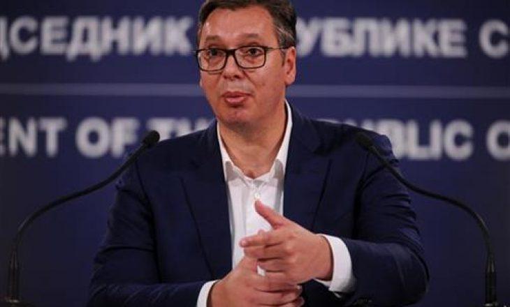 Vuçiq: Kam frikë se s'ka zgjidhje për Kosovën