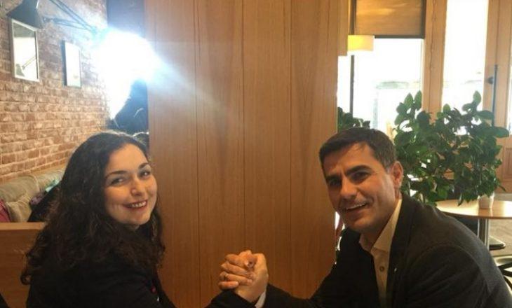 Tahiri voton kundër shkarkimit të Vjosa Osmanit nga pozitat drejtuese në LDK