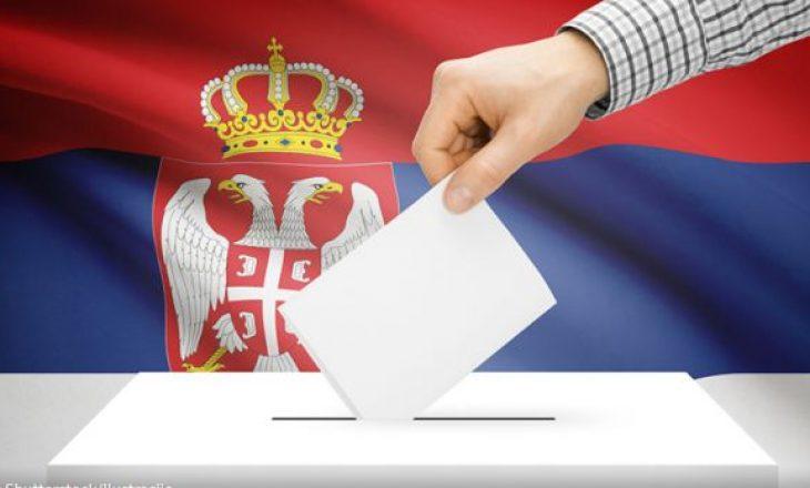 Zgjedhjet në Serbi