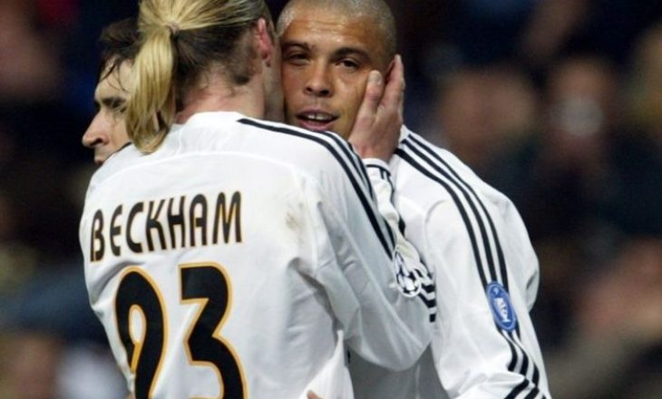 Beckham: Numrin 23 në fanellë e kisha për këtë lojtar