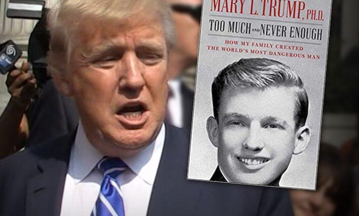 """Mbesa e Donald Trump-it po i nxjerr gjithë të """"palarat"""" e tij në një libër"""