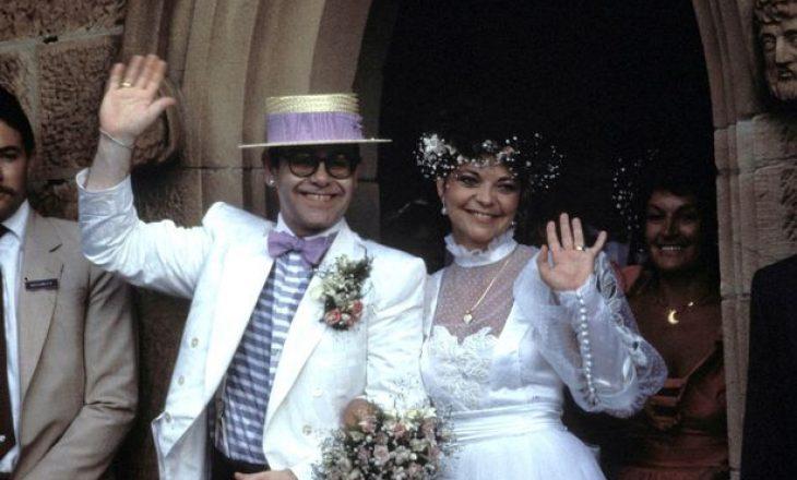Ish gruaja e Elton John kërkon dëmshpërblim pasi ai e ka përmendur martesën e tyre në autobiografi